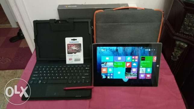 Surface pro 3 + many gifts الإسكندرية -  2