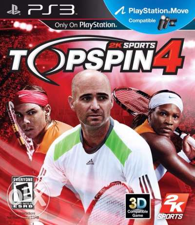 topspin PS3