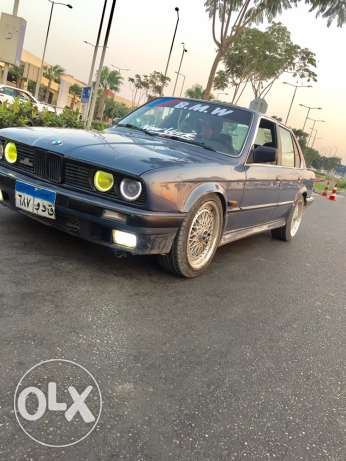 bmw e30 for salee model 1987 automatic المعادي -  4