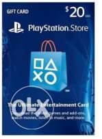 Ps4 card
