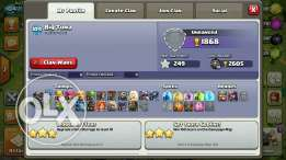 Clash Of Clans TH 9 Max