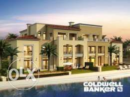 Townhouse located in North Coast for sale 300 m2, Marassi