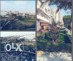 For Sale Apartment with Garden view - Zahraa El Maadi