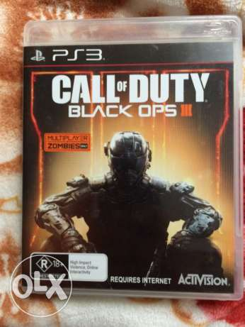 call of duty PS 3