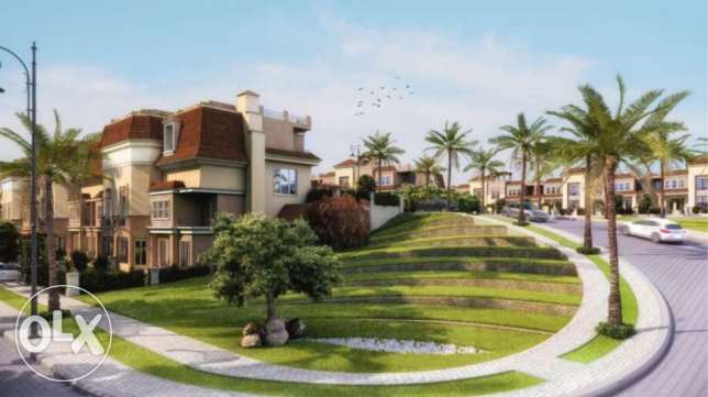 s-vila for sale 0% down payment and 7 years installment in Sarai التجمع الخامس -  6