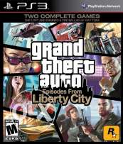 Gta Eposide from liberty city ps3