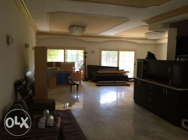 Furnished Duplex fifth assembly district Choueifat