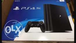 ps4 pro for sale not used before