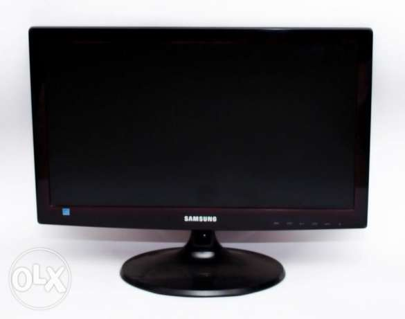 LED Samsung Monitor 19.5