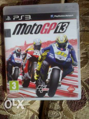 Motogp 13 for ps3