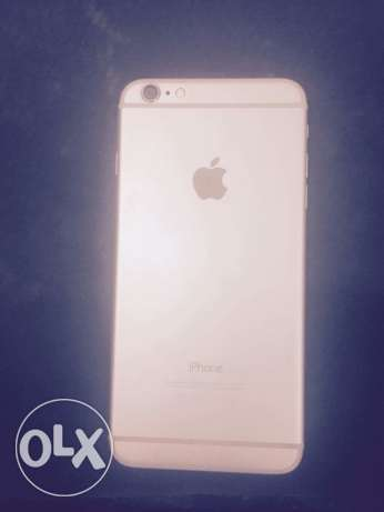 iphone6 plus 128 gb حلوان -  2
