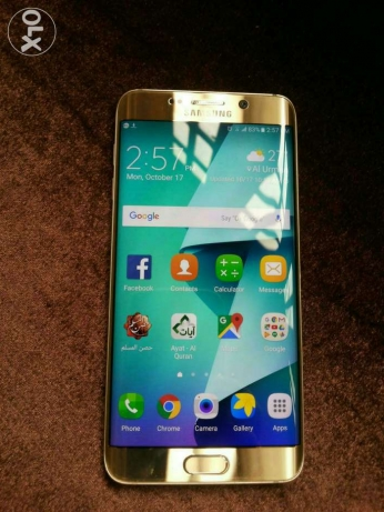 Samsung Galaxy S6 Edge Plus 64GB 4G RAM حى الجيزة -  1