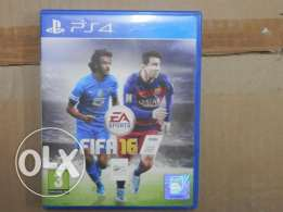 fifa 2016 for ps4 جديده عربي
