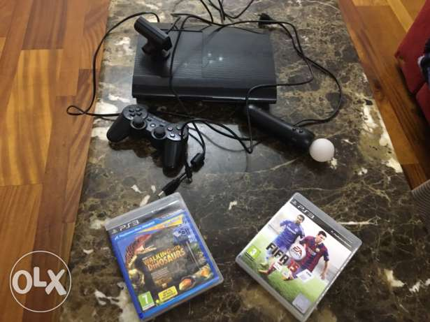 ps3 super slim great condition