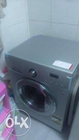 Washing machine (LG) المعادي -  2