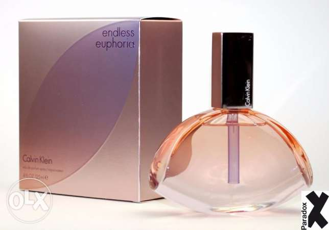 Calvin Klein Euphoria Endless 125ml Feminine 100% Original برفيوم الإسكندرية -  1