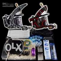 Full tattooing kit