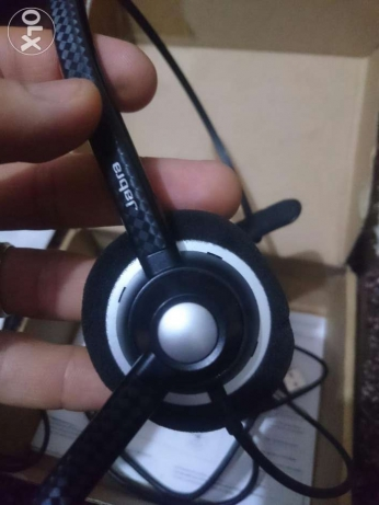 Jabra BIZ 1900 DUO Handset like new الحلمية -  4