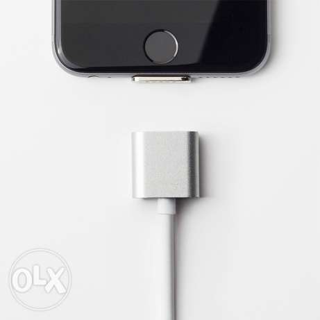 Magnetic Cable for IPhone مدينة بورفؤاد -  1
