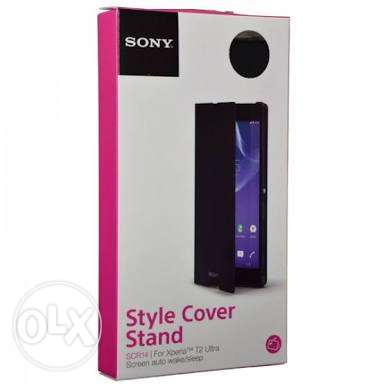 Original flip cover for sony T2 ultra