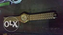 Swisstar Watch Gold 18k Swiss Made