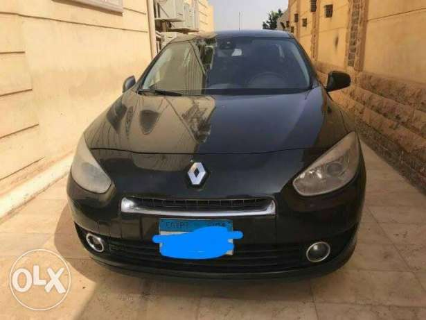 high line Renault fluence