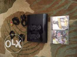 playstaion 3 PS3 500 Gb with 12 games