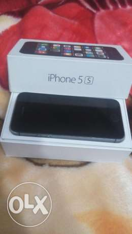 Iphone 5s 16g with box