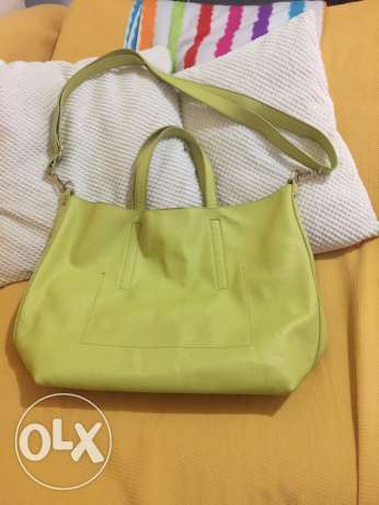Handbag lemon