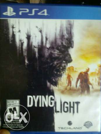 Dying light ps4 and ghosts