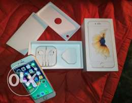 تليفون Iphone 6S - 16 GB