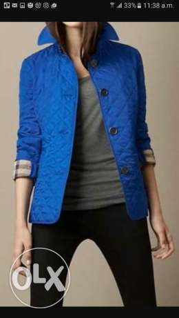 authentic burberry jacket size s-m مدينة نصر -  2
