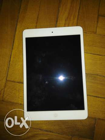 iPad mini 16GB (White) الهرم -  2