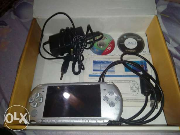PSP silver special edition