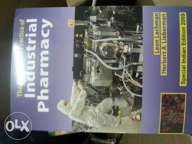 Book for industry pharmacy