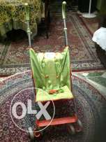 mother care stroller in good condition