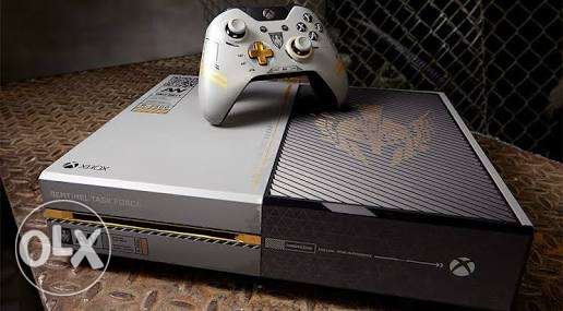 Xbox One 1TB Limited Edition Call of Duty: Advanced Warfare