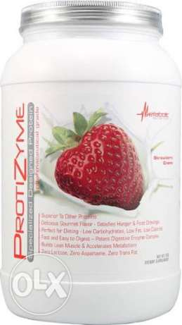 Protizyme isolate protein expires in 4 months only one scoop taken