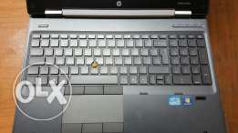 لاب توب HP EliteBook 8560 Core i7