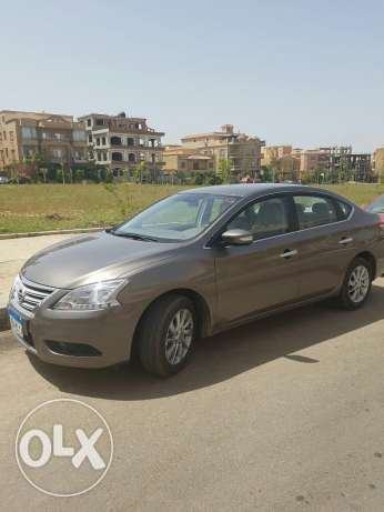 Nissan sentra 2017 Moved 270 km