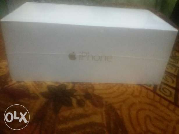 iphone 6 (64) new (gold) for sale مصر الجديدة -  1