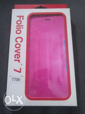 Lenovo Tab2 A7-30 flip cover -pink