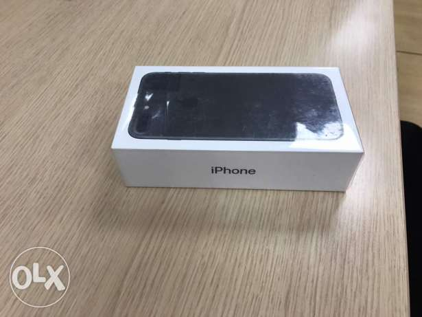 I phone 7 Plus Black 32 GB
