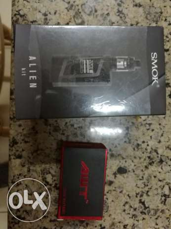 Smok Alien Full Kit With Batteries