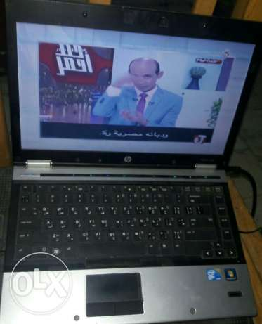 Lap top hp eliebook8440p حلوان -  1