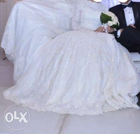wedding dress المعمورة -  2