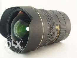 Tokina 16-28 /2.8 mm Lens Full Frame ATX for Canon New without Box