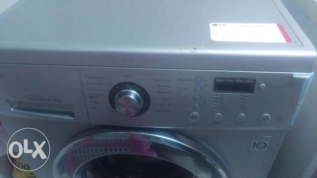 Washing machine (LG) المعادي -  3