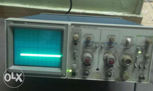 Oscilloscope Tektronix 2213A Analog 60 MHz USA أوسيلوسكوب حى الجيزة -  1