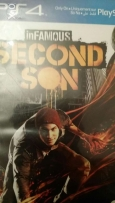 Inffmous Second son ps4